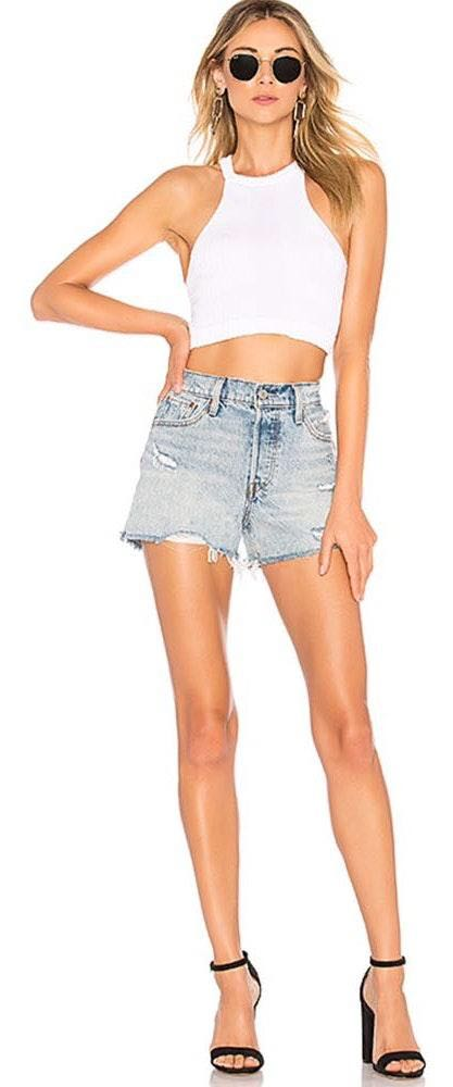 Levi's Levi's Wedgie Short in Collateral Damage Size 26