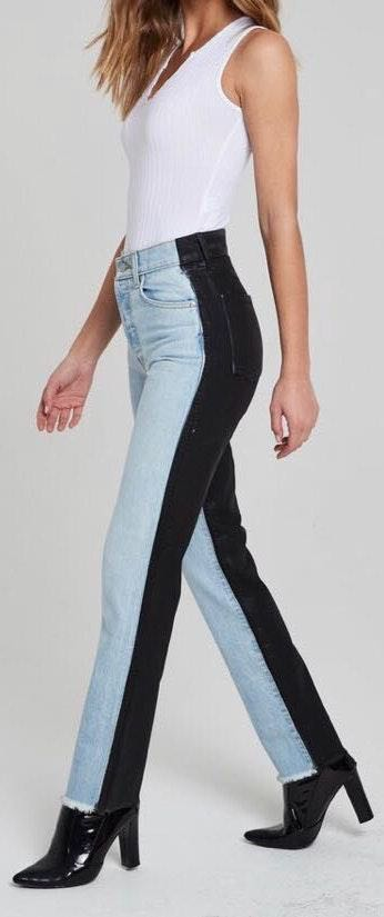 Revice Denim Harlow Wash Jeans