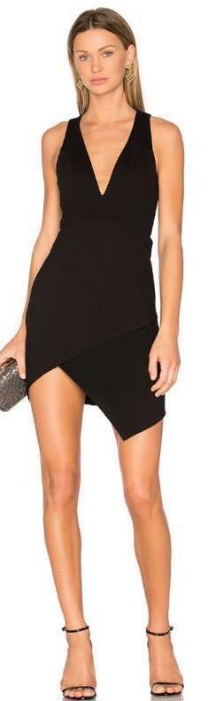 NBD Black Dress