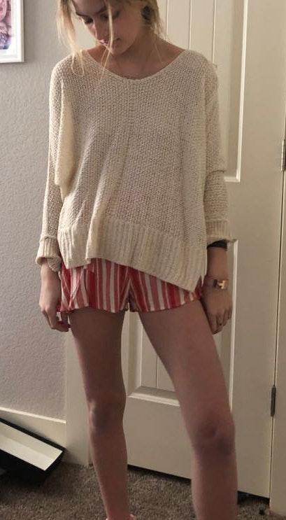 Wishlist White Sweater