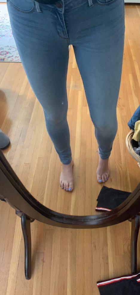 Jessica Simpson Light Blue Jeans