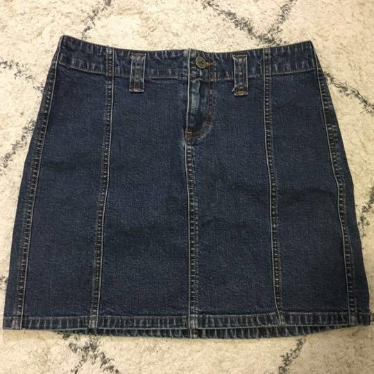 High-Waisted Miniskirt