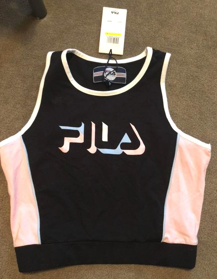 FILA Workout crop top