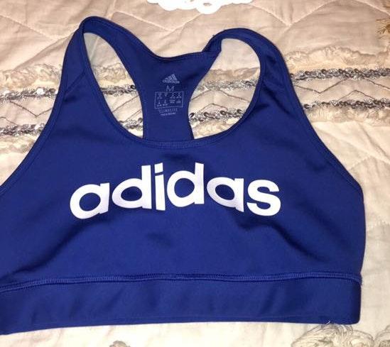 Adidas Sports Bra Never Worn