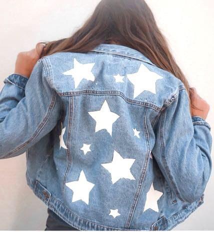 Star Jean Jacket