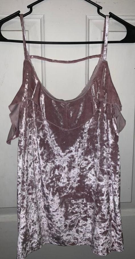 Grayson Threads Velvet Top