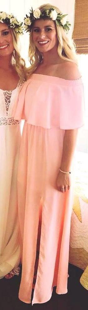Show Me Your Mumu Hacienda Frosty Pink Dress