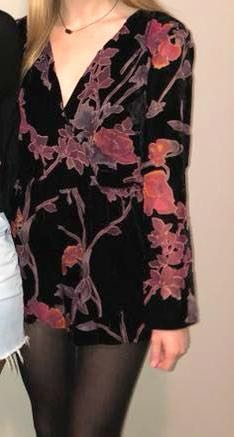 These Three Boutique Floral Romper
