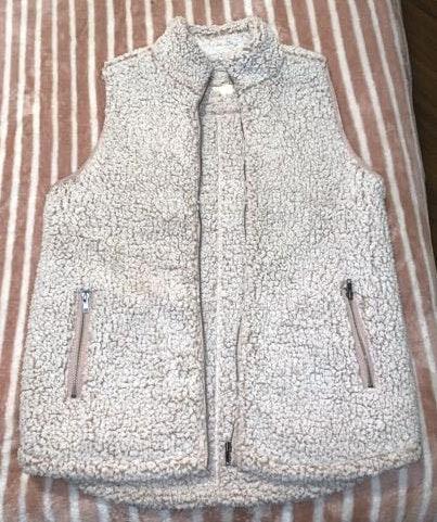 Thread and Supply Fleece Vest