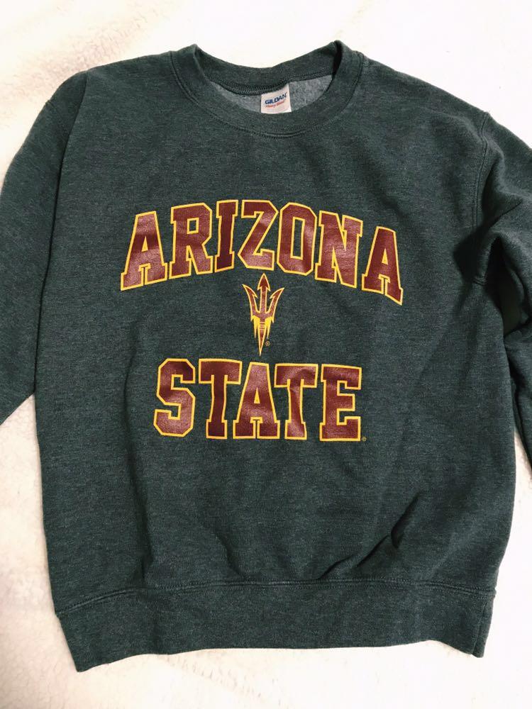 Authentic Arizona State Crewneck
