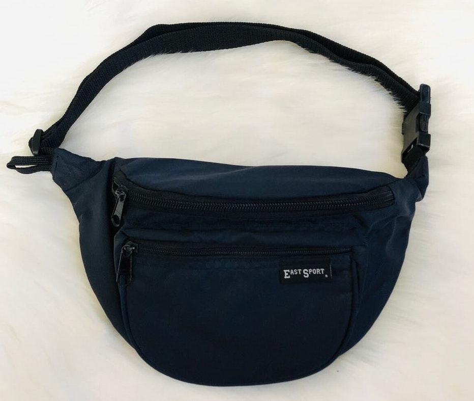 Eastsports Vintage 90s blue Fanny Pack