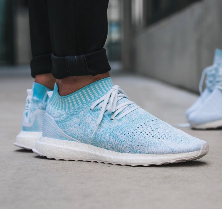 new product 2999e 41d6f Adidas ultra boost uncaged parley