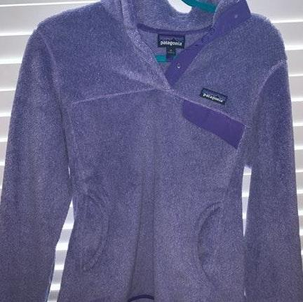 Patagonia Purple  Pullover