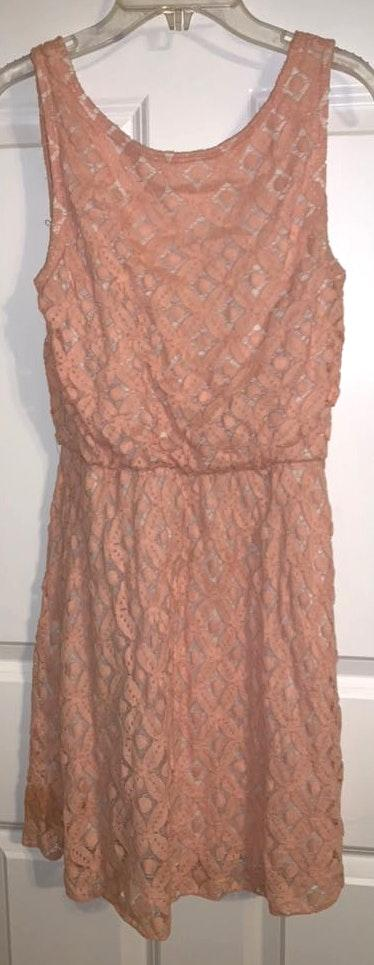 Body Central Lace Dress