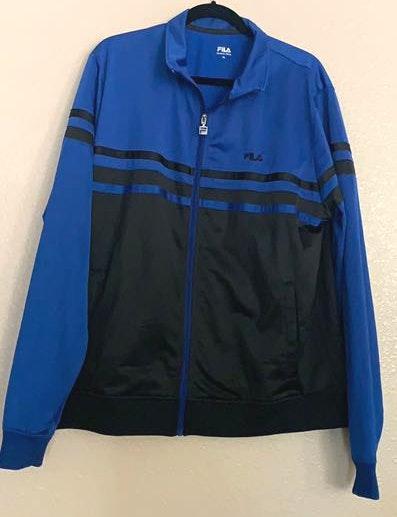 FILA Sports Track Jacket