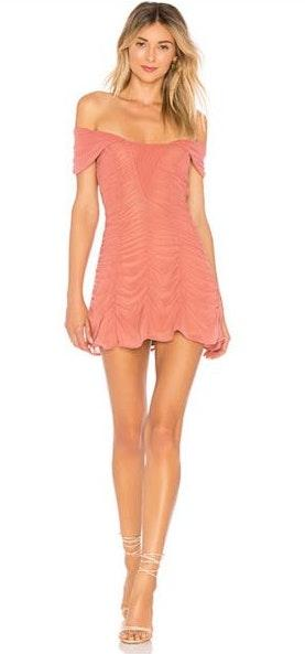 Majorelle Pandora Dress