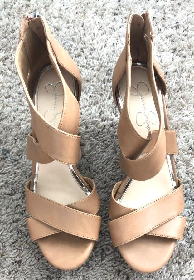 Jessica Simpson Wedges Strappy