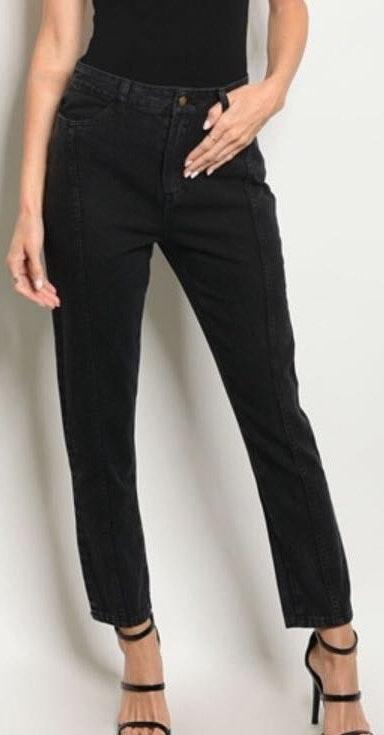 Honey Punch 🏷Black High Waisted Jeans