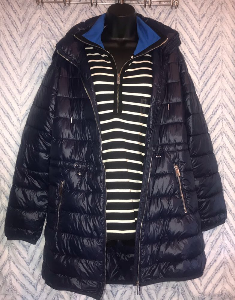 ZARA Long Puffer Jacket