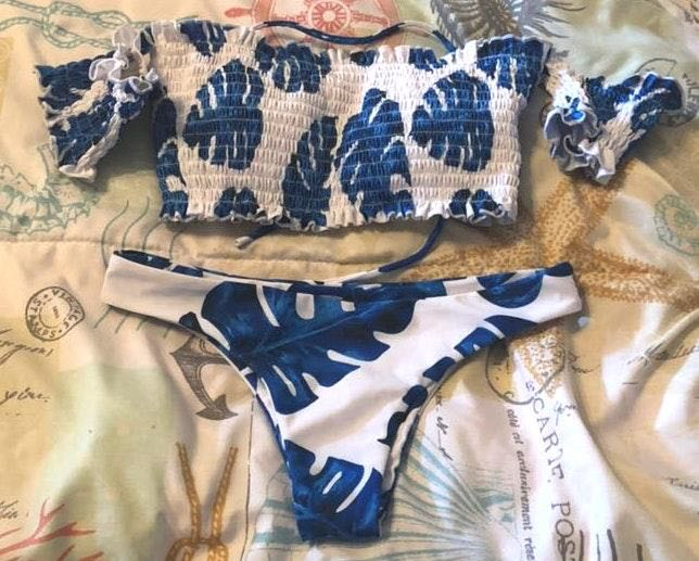 Cupshe Cute Bikini Set