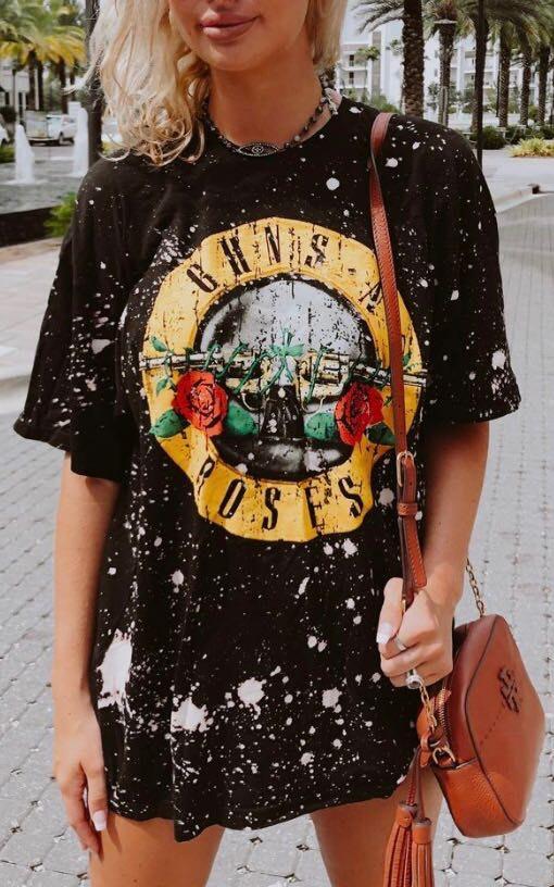Guns n' roses Vintage Band T-shirt