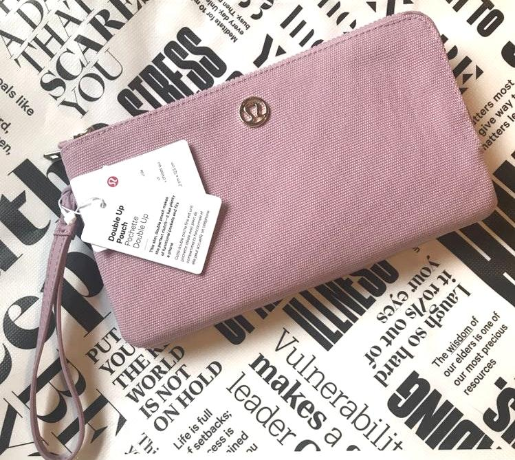 Lululemon Wallet new with tags