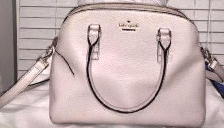 Kate Spade Very pale pink  purse