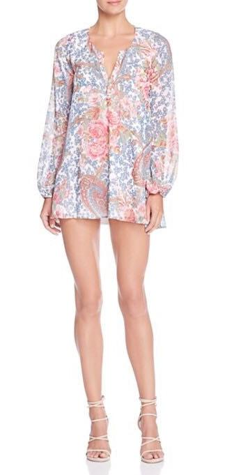 Show Me Your Mumu jamie tunic mumu