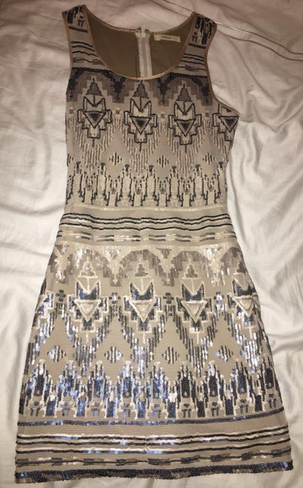 Capulet Pattern Dress