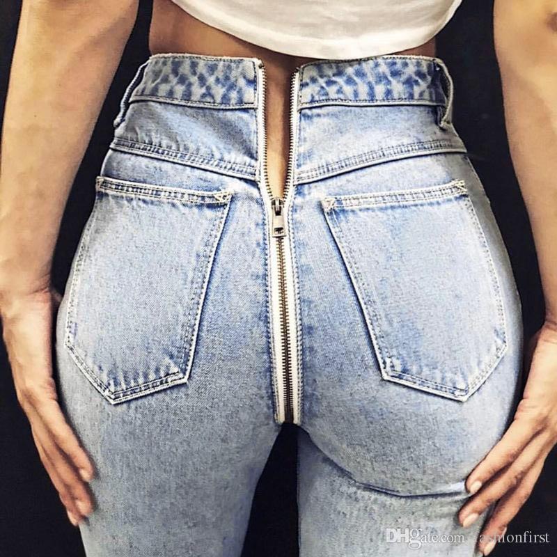 Levi's Custom Made Sipper Butt Jeans