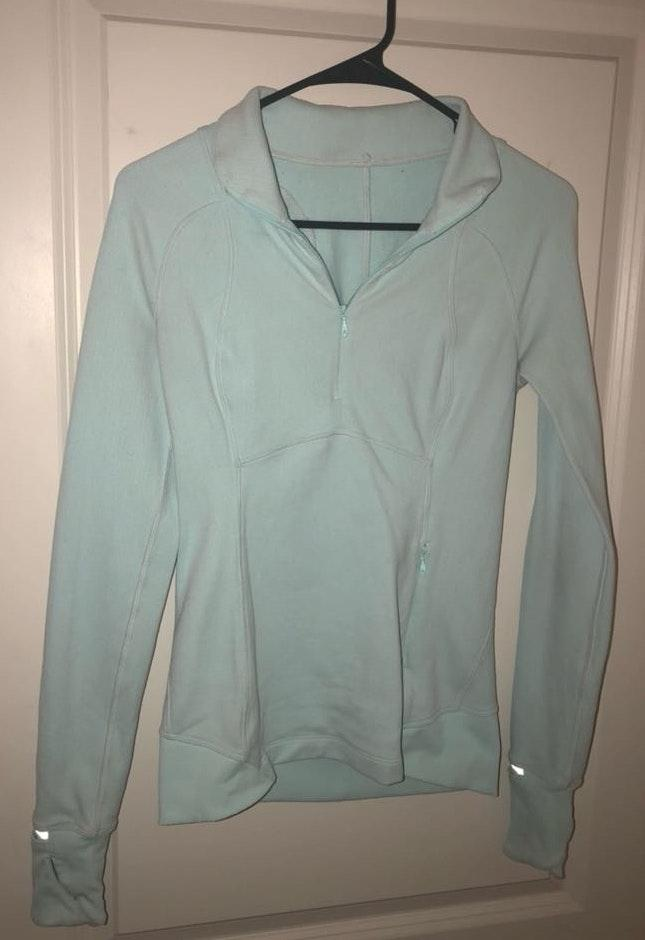 Lululemon Lulu Quarter Zip