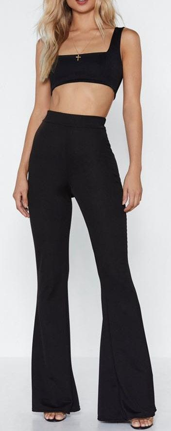 Nasty Gal Flare Pants