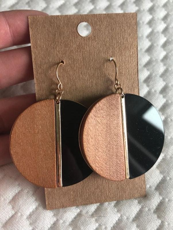 Forever 21 F21 Abstract Earings
