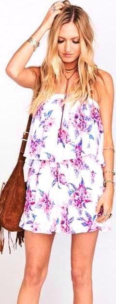 Show Me Your Mumu Casita Mini Dress