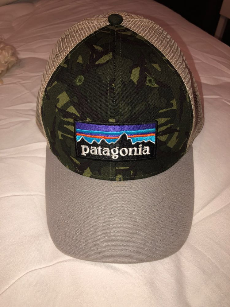 Patagonia Brand New Camo Hat