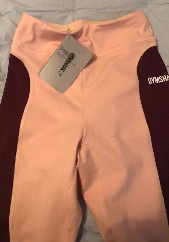 Gymshark Workout Leggings