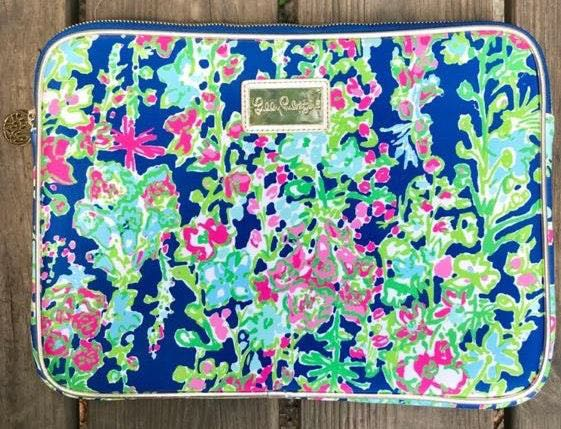 Lilly Pulitzer Lily Pulitzer Laptop Case Sleeve