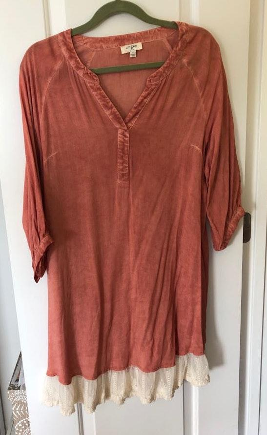 Umgee Oversized Dress