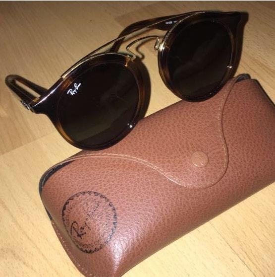Ray-Ban Ray Ban Circular Sunglasses