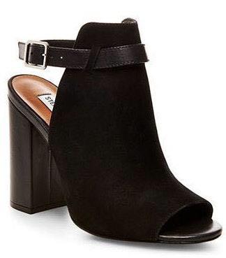 Steve Madden Black Dress Sandal