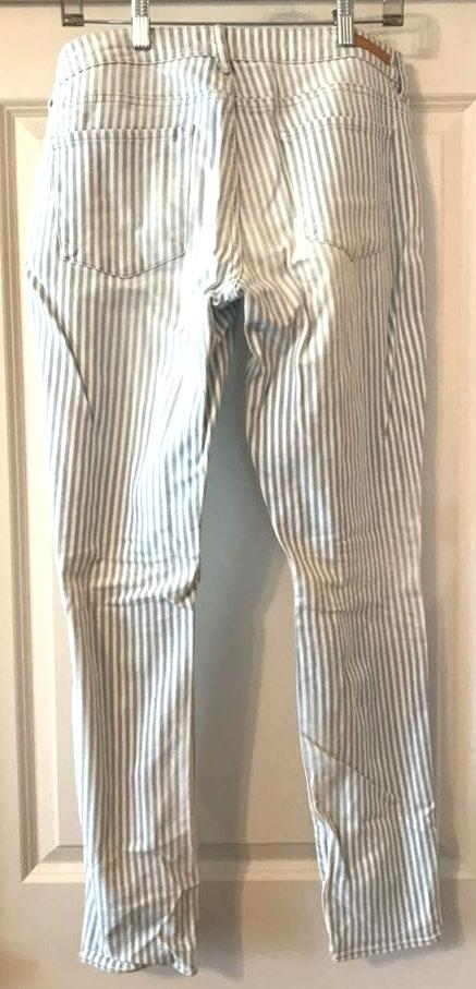 Articles of Society Striped Jeans