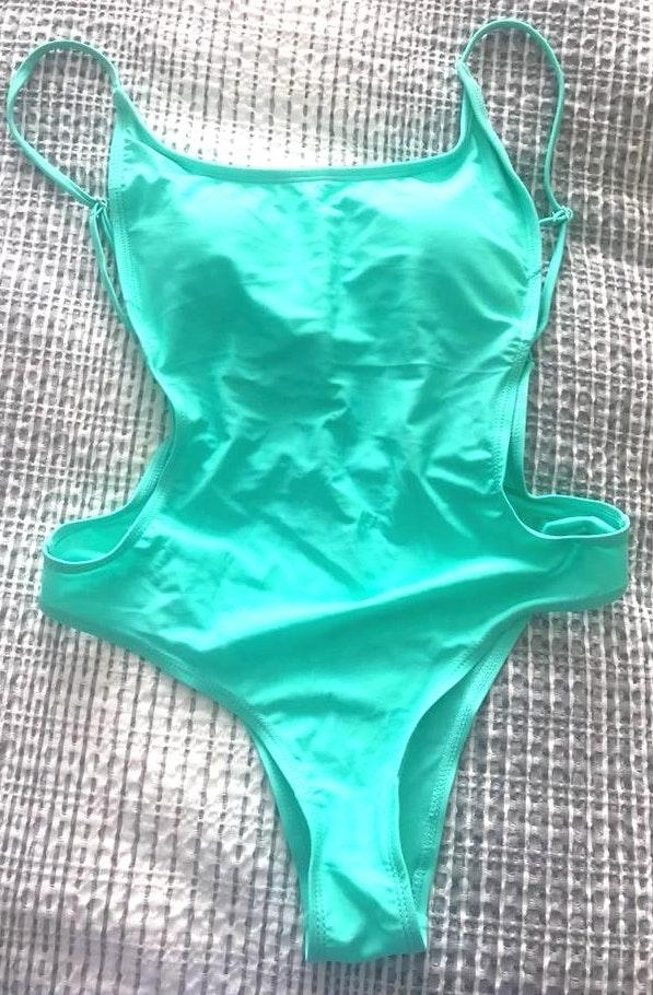 Sunny Co Clothing Teal Pamela Suit