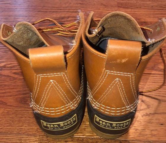 L.L.Bean L.L. Bean Leather Boots