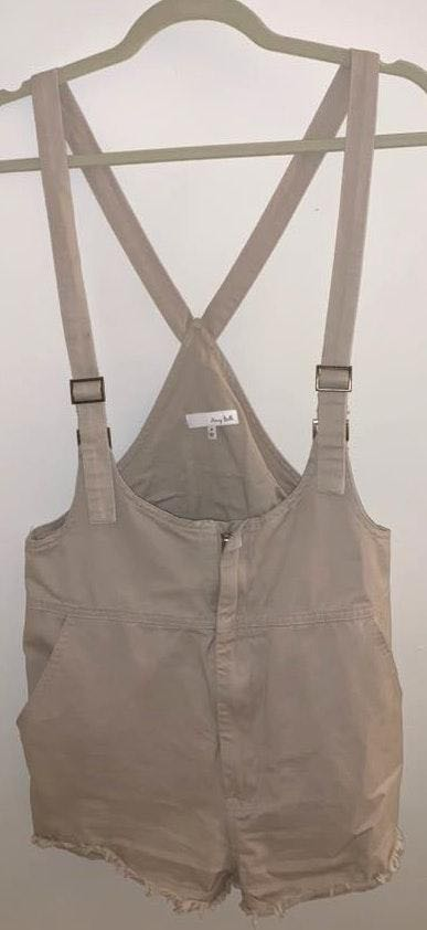 Honey Belle Shorts Overalls / Play suit