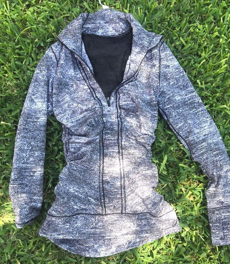 Lululemon Speckled Jacket