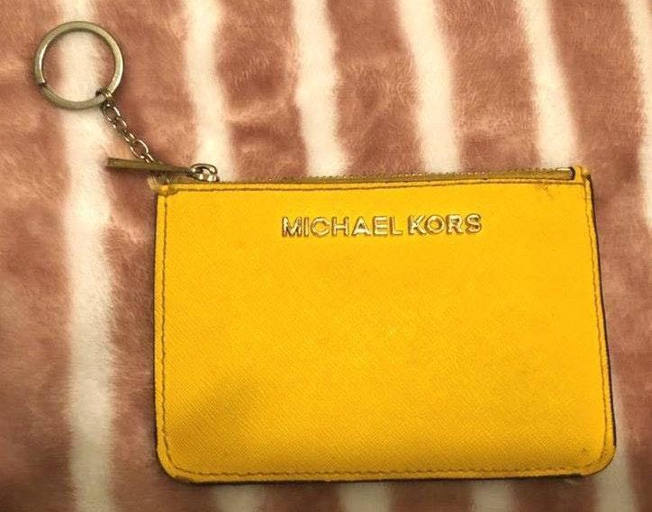Michael Kors Key Chain Wallet