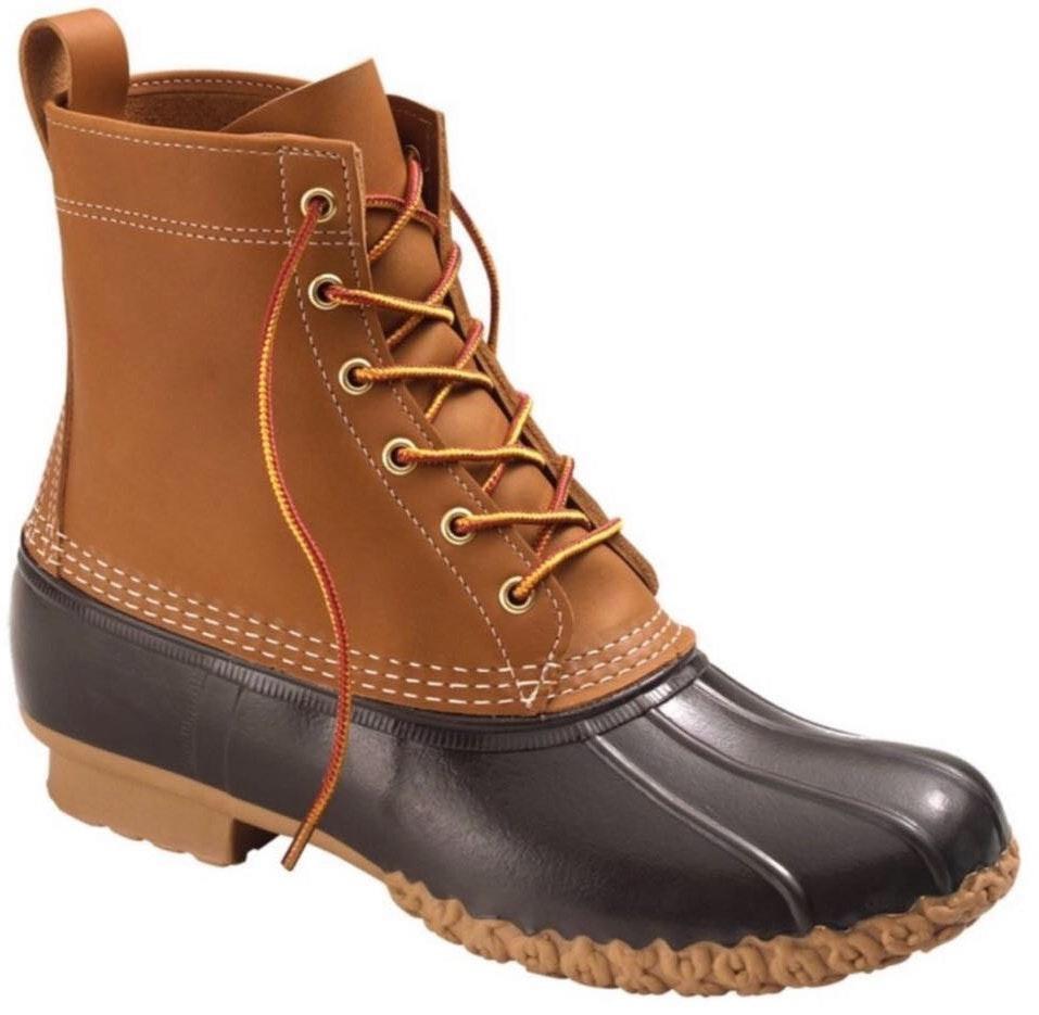 """L.L.Bean womens 8"""" thinsulate ll bean duck boots"""