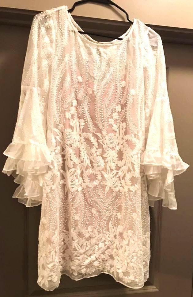 Badgley Mischka Semi Formal Dress