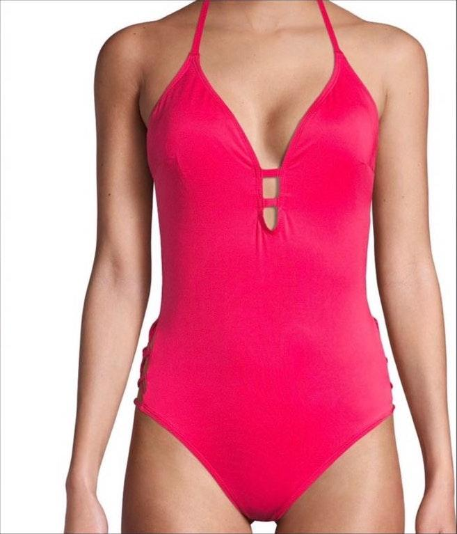 Laundry by Shelli Segal one piece swimsuit