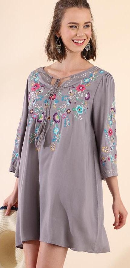 Umgee Tunic Top/Dress
